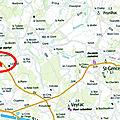 Oradour sur glane : projet d'implantation d'un centre de transit, tri et regroupement de déchets dangereux