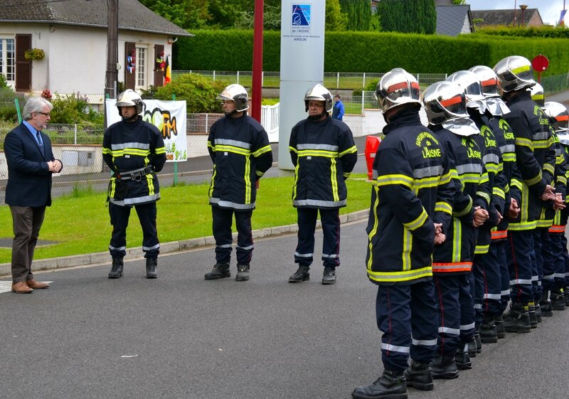 ASSASSINAT DE MAGNANVILLE 2016 CENTRE SECOURS MINUTE SILENCE intervention JJT