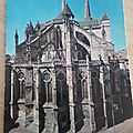 Bayonne - cathédrale datée 1968