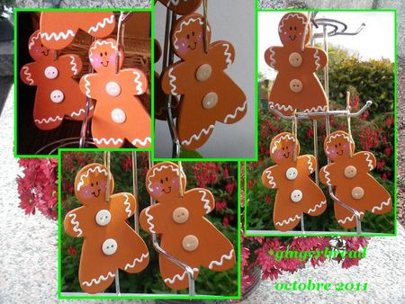 gingerbread oct 2011