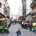 Rue de Poteau 18 ème arrondissement