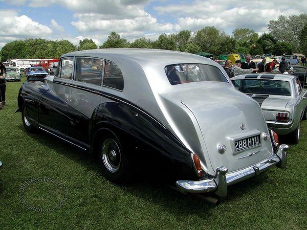 rolls royce silver wraith 1954 4