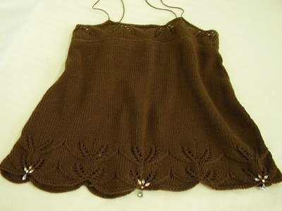 brown cami