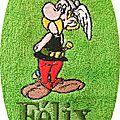 Les bricoles de lolotte - Felix asterix
