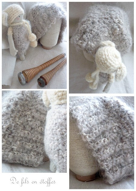 Bonnet crochet