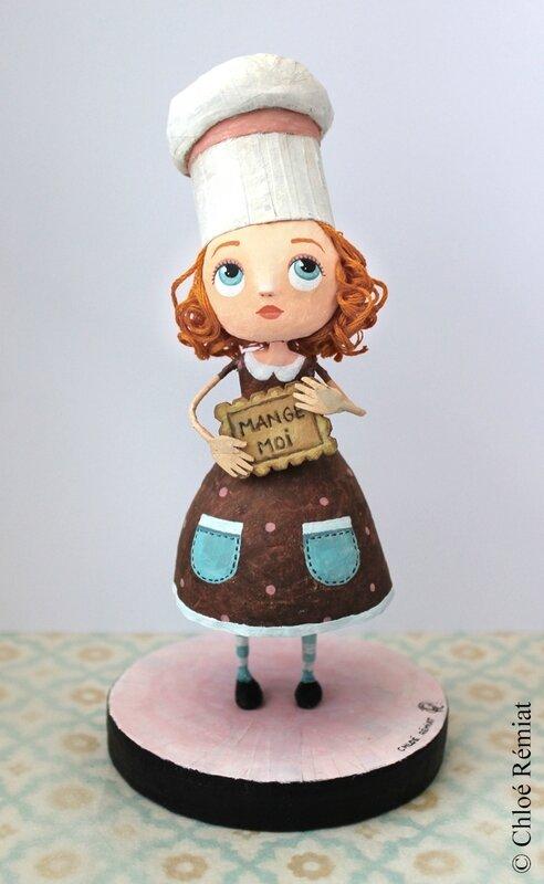 Petite pâtissière _Mange-moi_ etsy 7