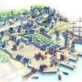 [paysages] villes & citées fantastiques & médiévales