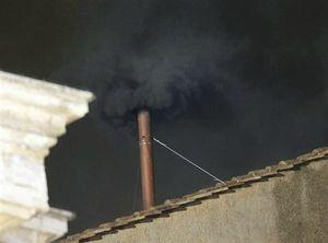 fumée noire
