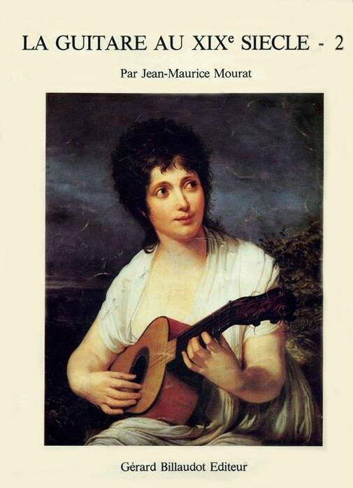 Magazine La guitare au 19ème siècle