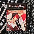 Bloody mary tome 5 -akaza samamiya
