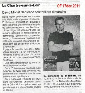 article OF 17déc