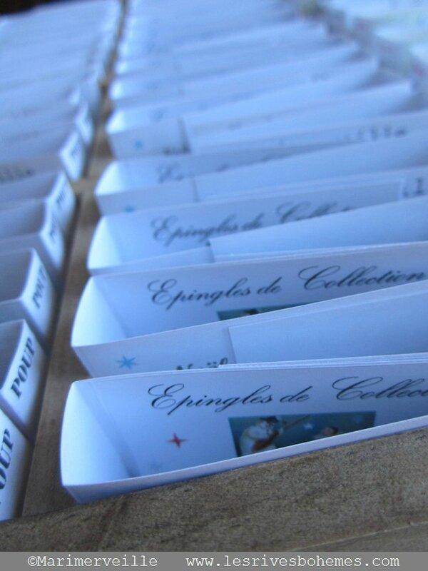 nouvelles collections epingles marimerveille