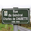 Une rue du général de charette à vieillevigne