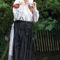 Folklore oleronnais et eglade de moules