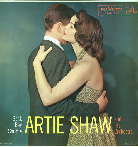 Artie Shaw And His Orchestra - 1956 - Back Bay Shuffle (RCA Victor)