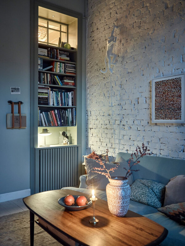 Vintage+Touches+in+a+Beautiful+Scandinavian+Home+-+strertThe+Nordroom