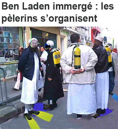 ben laden islam