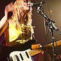 Cherry glazerr au point ephémère (paris) le samedi 6 avril
