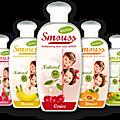 Smouss : le shampooing bio pour enfants