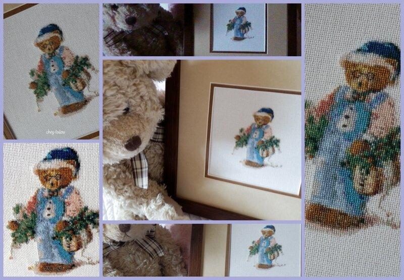 mozaiqueours bleu