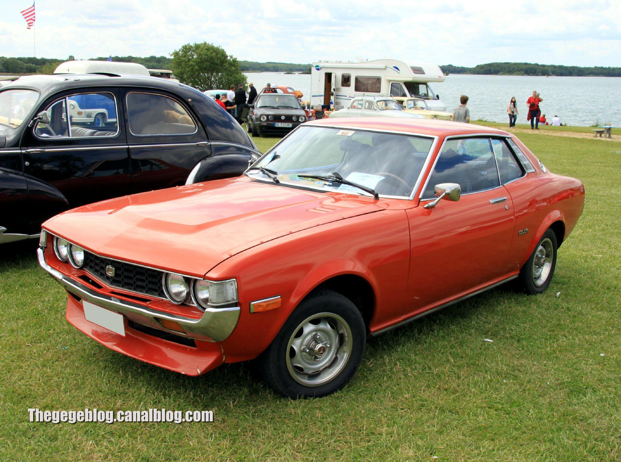 Toyota celica ST de 1976 (Retro Meus Auto Madine 2012) 01