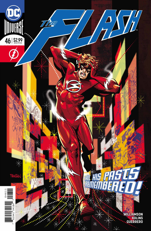 rebirth flash 46