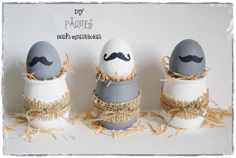 oeufs moustache