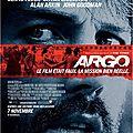 Argo - rythme palpitant [ critique ]