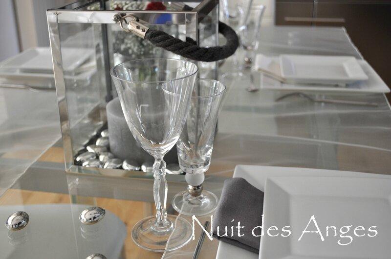 Nuit des anges décoratrice de mariage décoration de table design 014