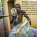 Baba sidi grand maître marabout voyant sérieux très compétent en afrique