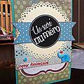 carte anniversaire pour leo 3 ans