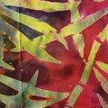 Jeu textile expo Ferrette 2007