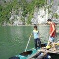 kayaking again