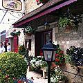 Restaurant l'auberge des chenêts (valloux, bourgogne)