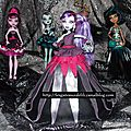 Spectra des monster high !!!