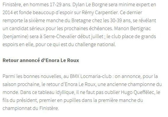 Hugo champiuon de BMX 2013_4