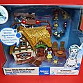 Disney animators' collection littles : snow white micro playset