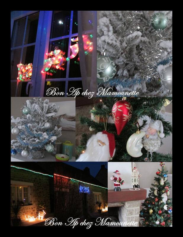 Noël chez Mamounette