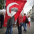 Gezi park / frankfurt - soutient aux manifestations de turquie