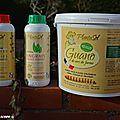 Tests des produits naturels pour le jardin plantasol...