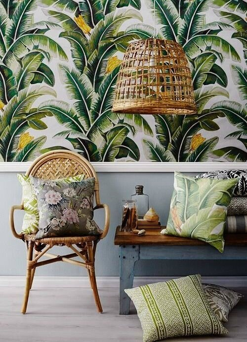 tendance urban jungle 2016 source pinterest myhomedesign