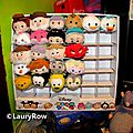 mes collection tsum tsum!!!!!