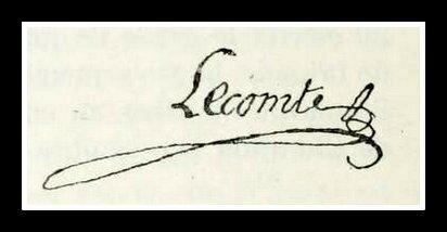 signature lecomte