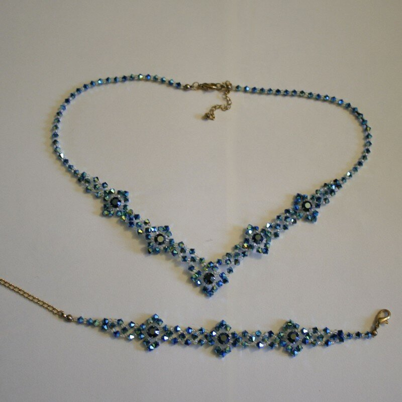 creation collier perle