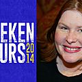 Boekenbeurs in antwerpen 2014 : rencontre cassandra clare & holly black