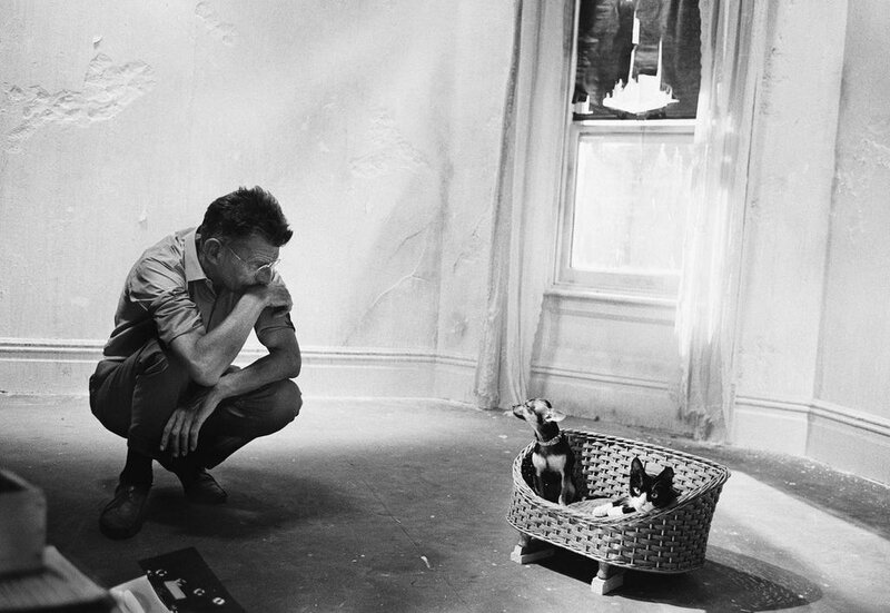 Steve Shapiro - Samuel Beckett