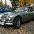 Austin healey 3000 mk3 1963-1967
