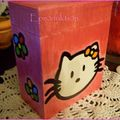 Tirelire Hello Kitty ( Photos Deux )