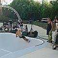 Chelles, terre de skate et de rock