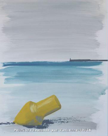 La bouée jaune